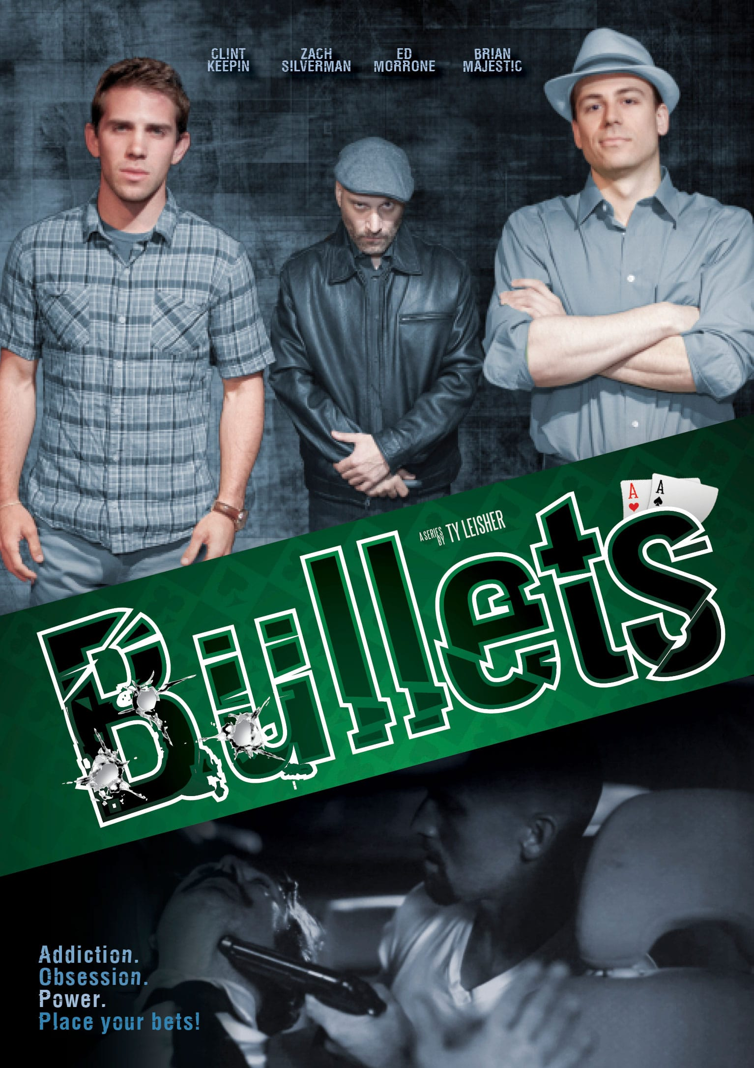 Bullets - Crime Web Series Movie Poster