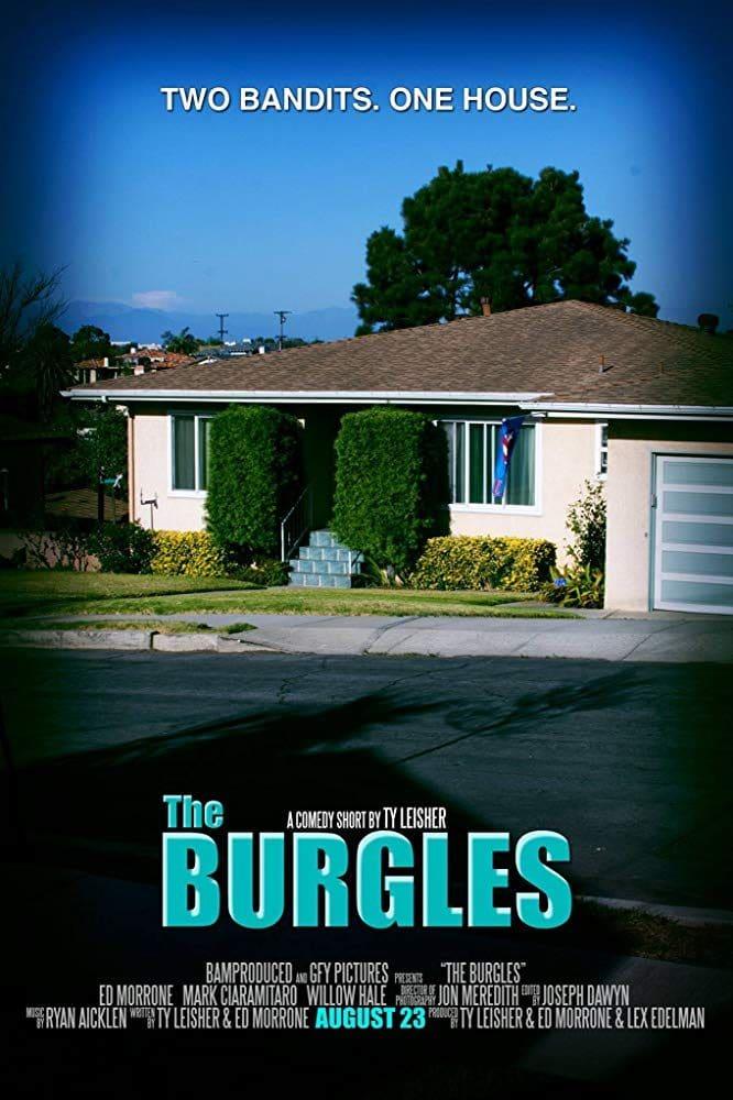 The Burgles - Movie Poster